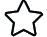 Étoile vide