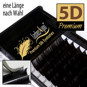 5D Volume Wimpern 0,05 mm