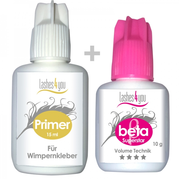 Set Primer + Kleber Beta