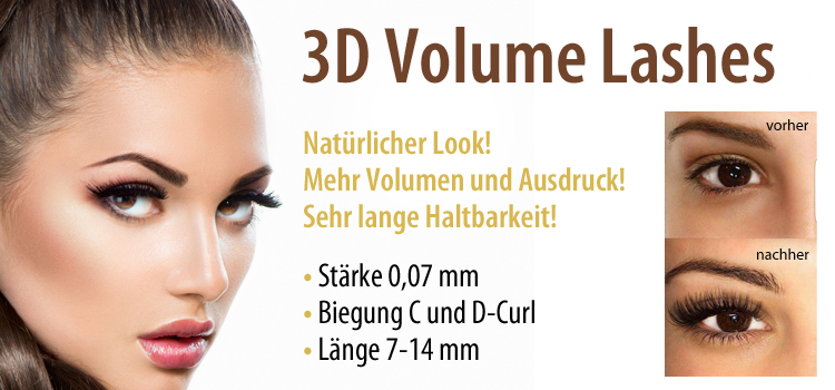 3D-Volume-Lashes
